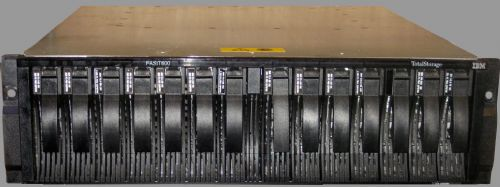 IBM Storage Array EXP5000 Expansion Unit Shelf 1818-D1A 46C8815 + CTRL's And PS
